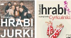 Kabaret HRABI  i Kabaret JURKI w Oleśnicy