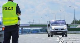 Niedzielne kontrole policji
