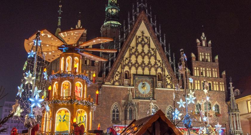 Turystyka, Wrocławskie tradycje bożonarodzeniowe Jarmarkiem - zdjęcie, fotografia