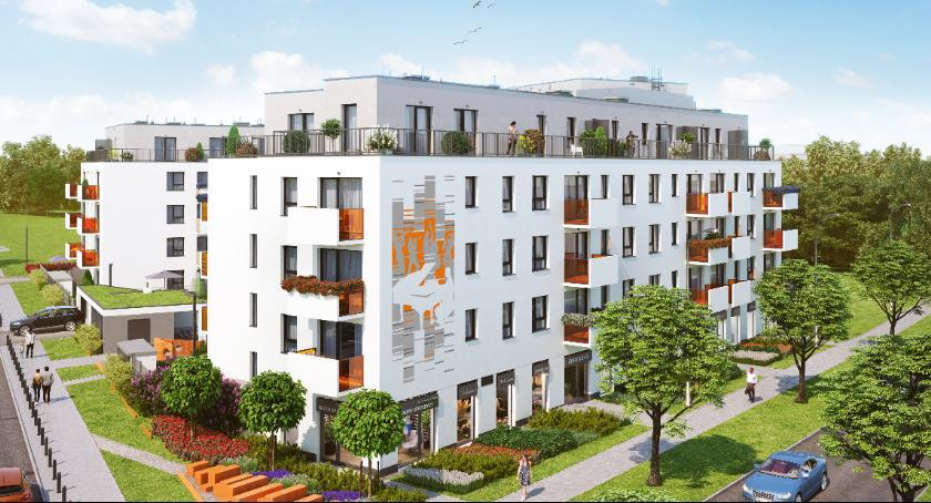 Miasto, Osiedle Krzysztofa Komedy Jagodnie Rozpoczęła sprzedaż realizacja nowej inwestycji Wrocławiu - zdjęcie, fotografia