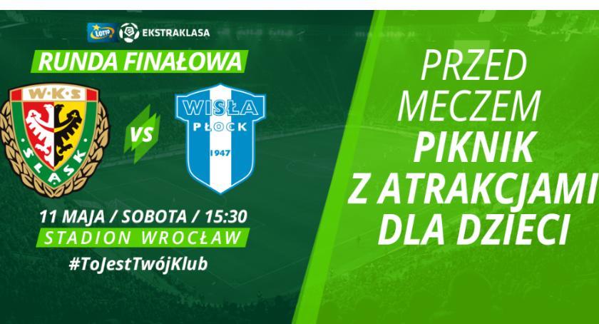 Event, Śląsk Wisła Płock Piknik Rodzinny przed meczem! - zdjęcie, fotografia