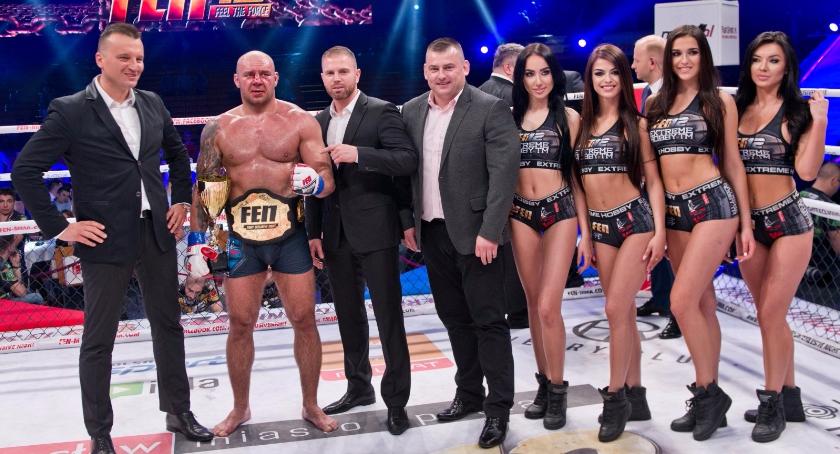 MMA, Fenomenalne widowisko organizacji Fight Exclusive Night - zdjęcie, fotografia