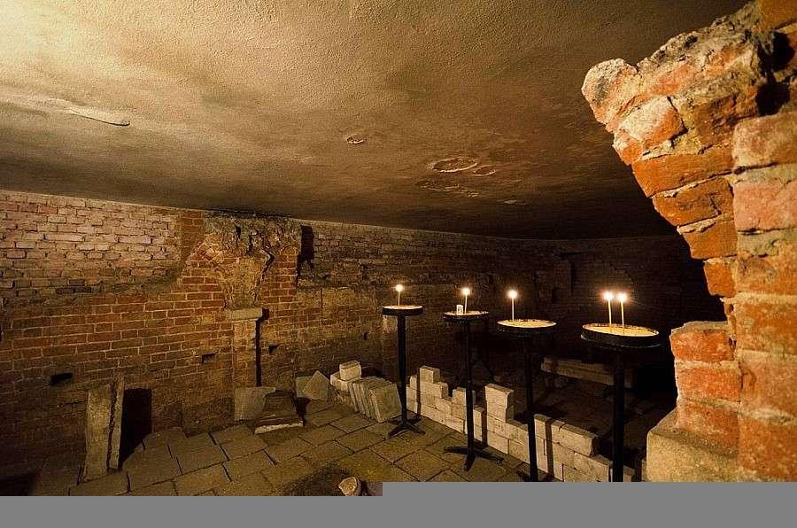 Wystawy, Tajemnicze wrocławskie krypty - zdjęcie, fotografia