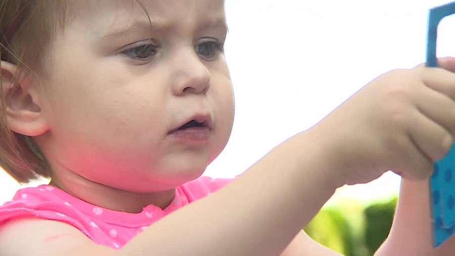Wydarzenia, Mała Oliwka potrzebuje pomocy zebrać operację serca - zdjęcie, fotografia