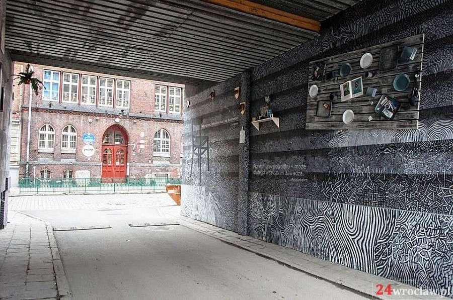 Miejsca we Wrocławiu, Nieznane Nadodrze spacer nadodrzańskimi zaułkami - zdjęcie, fotografia