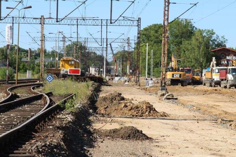 Komunikacja, Lubin odzyska pasażerskie połączenia kolejowe - zdjęcie, fotografia