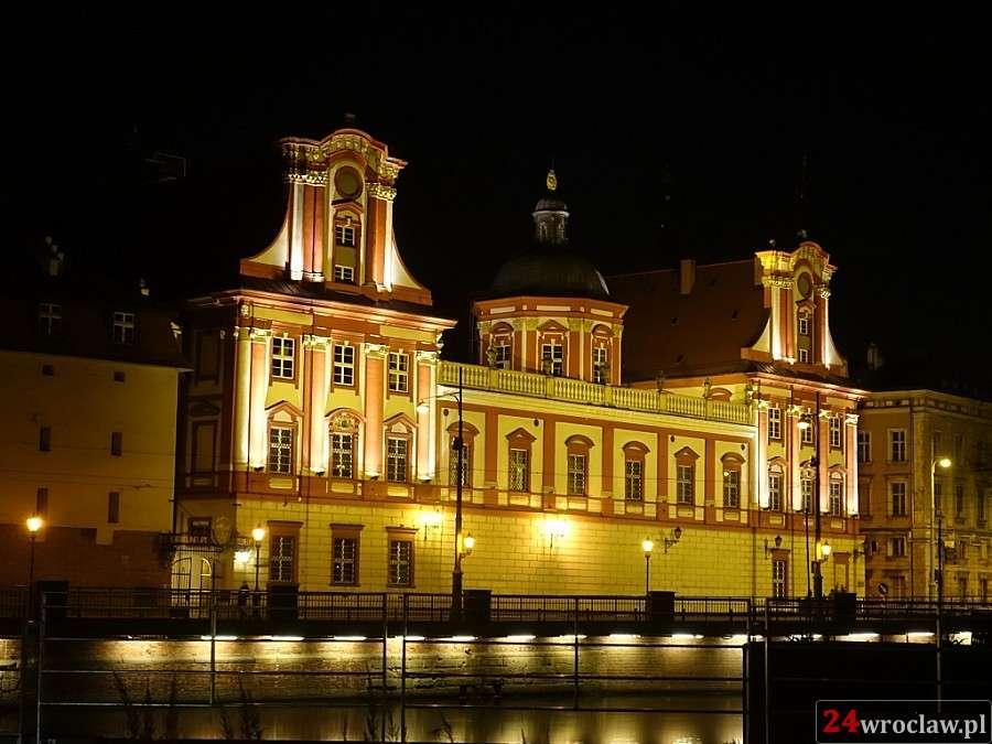 Event, Tajemnicze nocne miasto - zdjęcie, fotografia