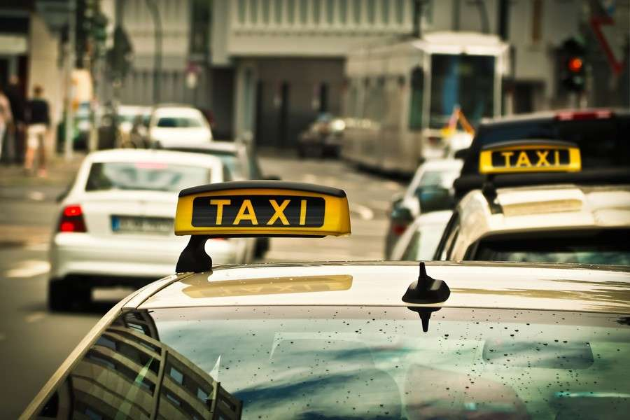 24wroclaw, Polsce czego boją taksówkarze - zdjęcie, fotografia