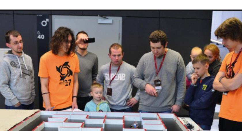 Event, Robotic Arena MIĘDZYNARODOWE ZAWODY ROBOTYCZNE Wrocławiu - zdjęcie, fotografia
