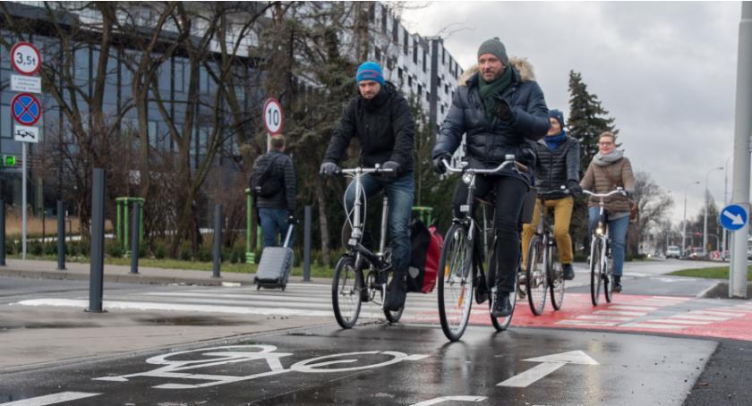 Miasto, Wrocław najbardziej przyjaznym rowerzystom miastem Polsce! - zdjęcie, fotografia