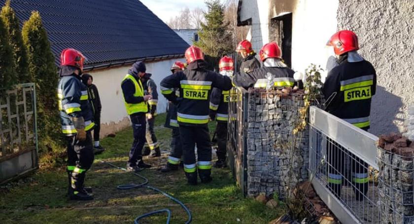 Pożary, Śmierć pożarze - zdjęcie, fotografia