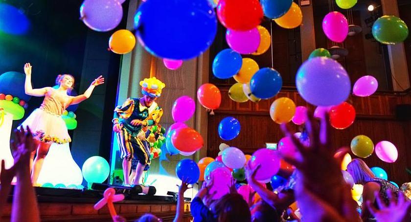 Lifestyle, Interaktywne widowisko balonowe całej rodziny czyli FUNNY BALLS - zdjęcie, fotografia