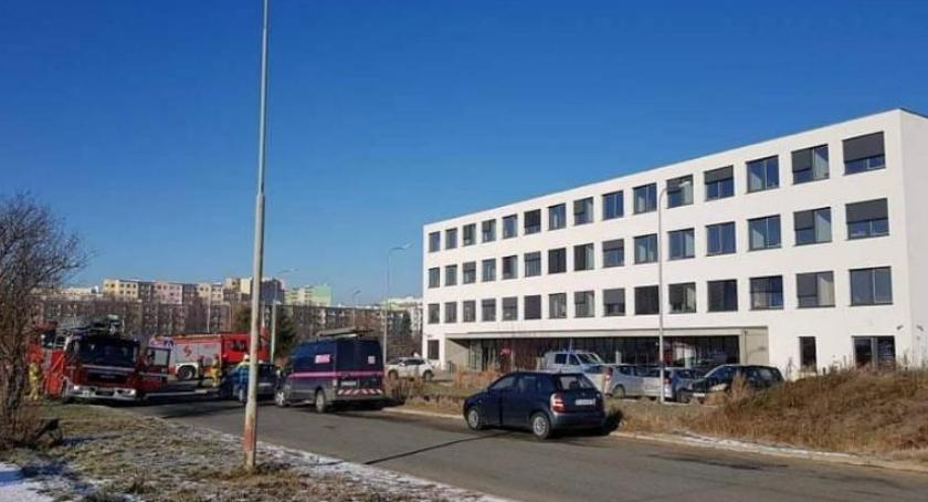 Interwencje, Alarmy bombowe Urzędach Skarbowych Dolnym Śląsku - zdjęcie, fotografia