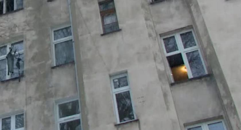 Pożary, Kolejny tragiczny pożar Kleczkowskiej - zdjęcie, fotografia