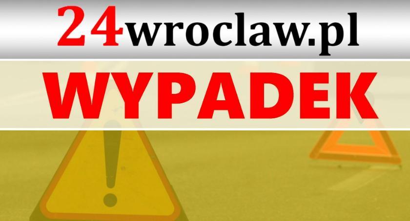 Autostrada A4, zdarzenia autostradzie Policja zamknęła stronę Legnicy - zdjęcie, fotografia