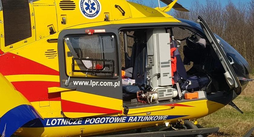 Wypadki drogowe, Wypadek singletracku Rowerzystka zmarła szpitalu - zdjęcie, fotografia