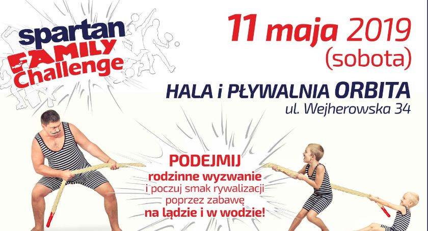 Event, Spartan Family Challenge - zdjęcie, fotografia