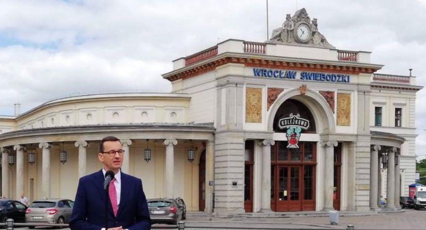Komunikacja, Wrocławski Węzeł Kolejowy nowymi możliwościami Pociągi wrócą Świebodzki - zdjęcie, fotografia