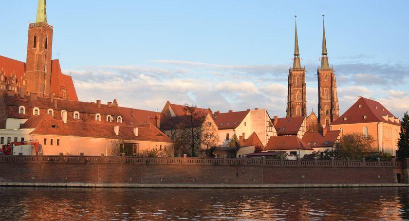 Rozrywka, Wakacje Wrocławiu - zdjęcie, fotografia