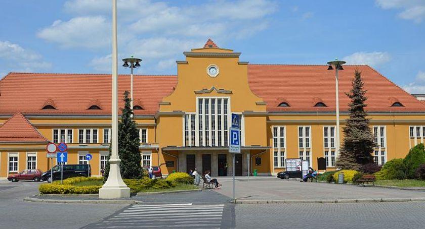 Komunikacja, Stacja Legnica będzie wygodniejsza podróżnych - zdjęcie, fotografia