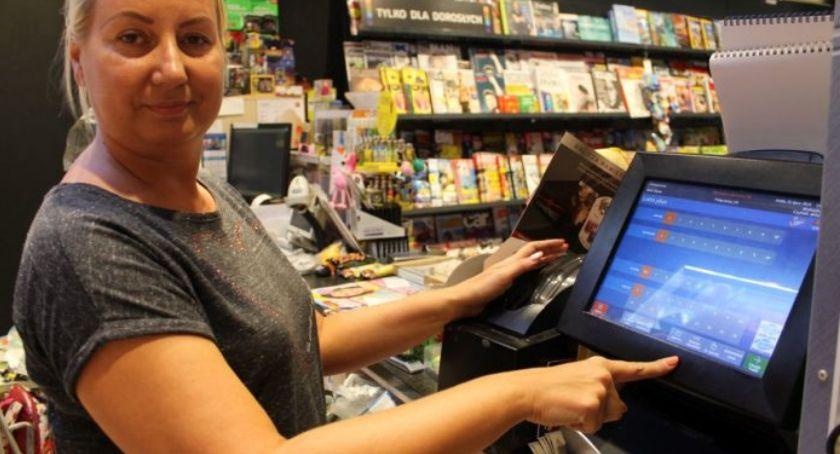 Ludzie, Lubinie padła szóstka Lotto! - zdjęcie, fotografia