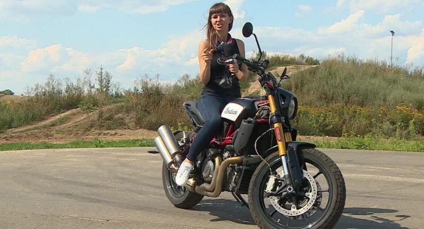 Motoryzacja, Motocykle Indian fabryki Opolu trafiają Europy Afryki Bliski Wschód - zdjęcie, fotografia