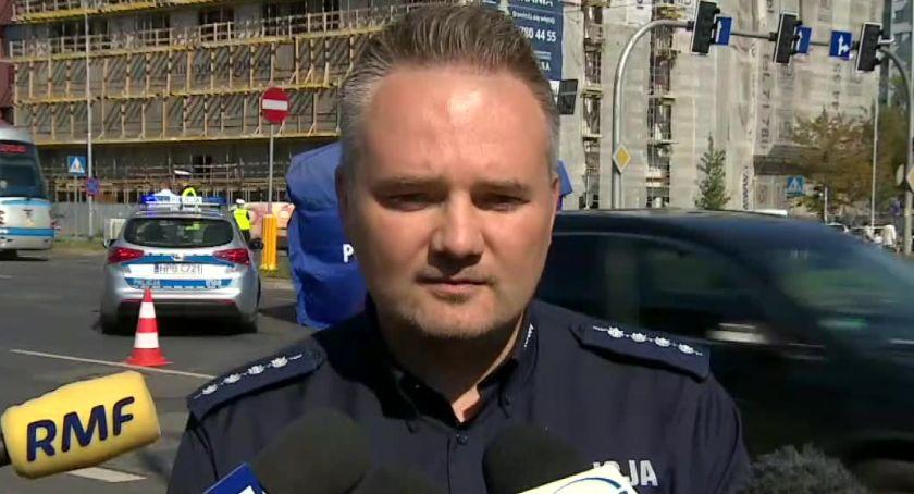 Policja - Komunikaty, Rzecznik policji wypaku Legnickiej - zdjęcie, fotografia