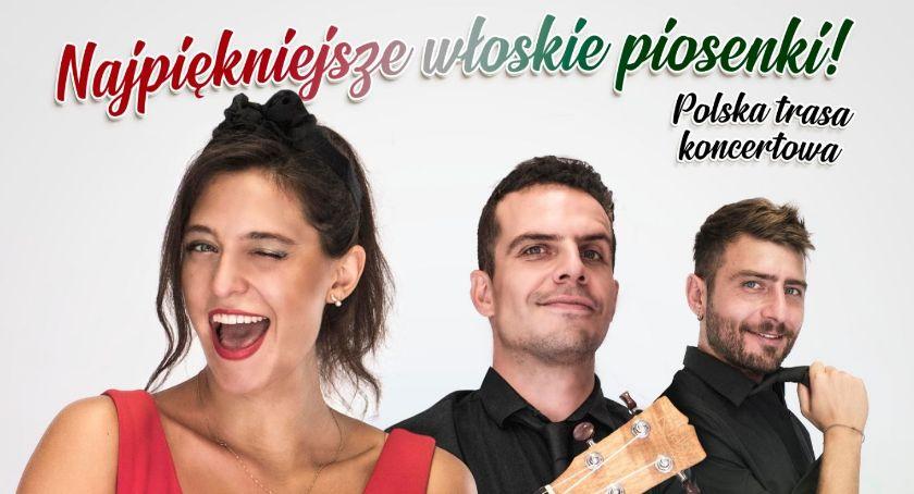 Koncert, Koncert najpiękniejszych włoskich piosenek wykonaniu Boffelli Wrocławiu! - zdjęcie, fotografia
