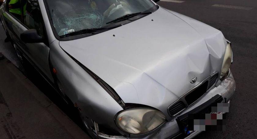 Wypadki drogowe, Zderzenie Kosmonautów - zdjęcie, fotografia