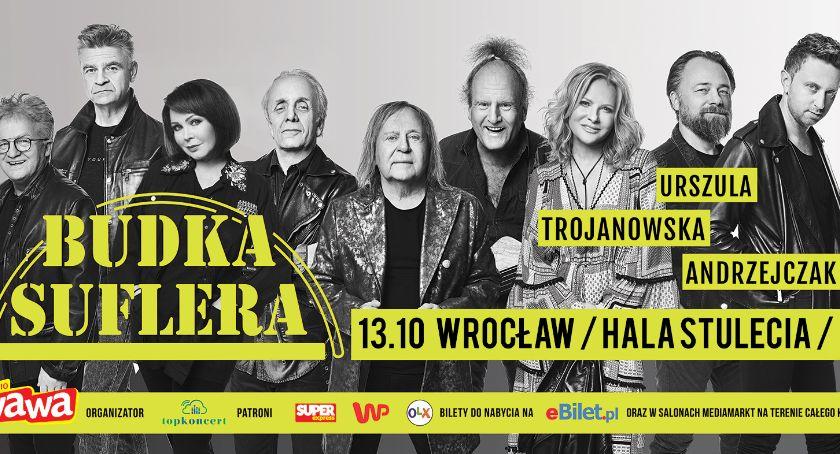 Koncert, Budka Suflera jesienią powraca scenę! - zdjęcie, fotografia