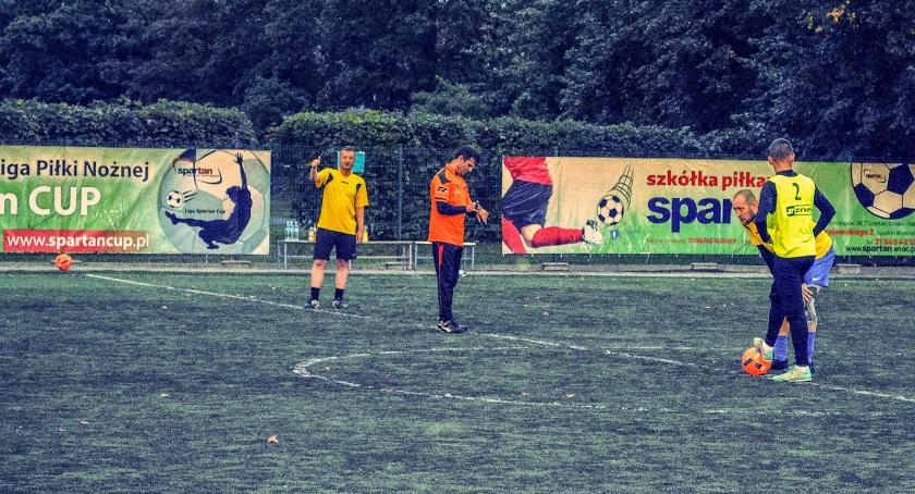 Piłka nożna, Nowości Lidze Spartan - zdjęcie, fotografia