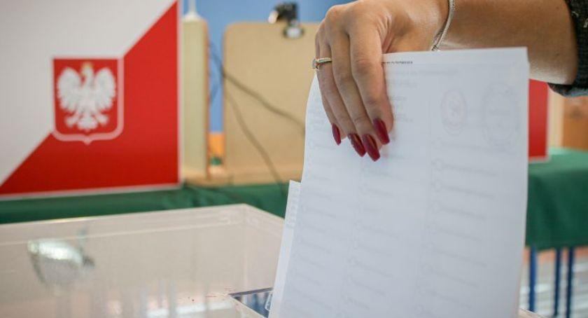 Polityka, Wyniki wyborów Wrocławiu posłem senatorem - zdjęcie, fotografia