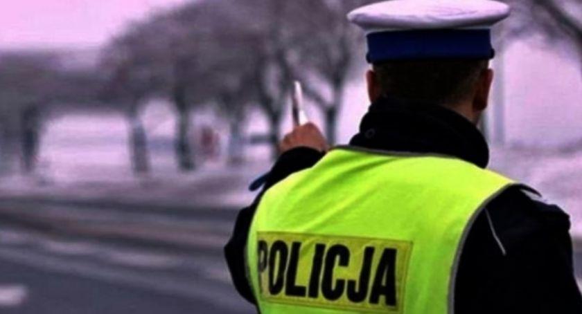 """Policja - Komunikaty, jutra kontrole drogowe """"po nowemu"""" - zdjęcie, fotografia"""