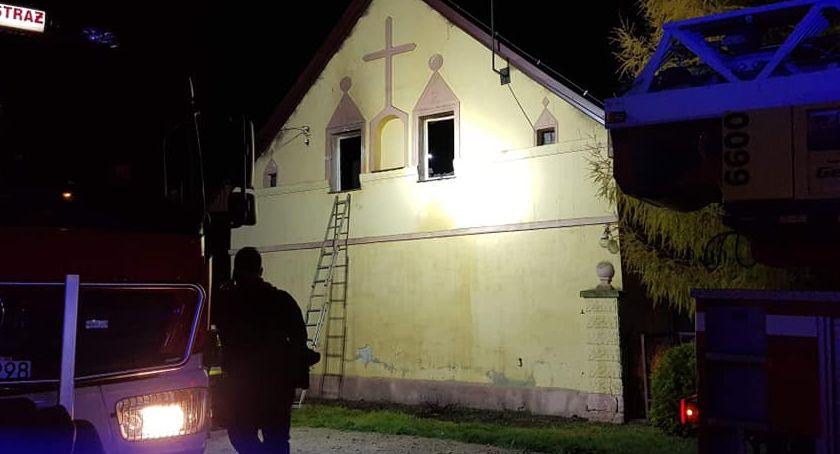 Pożary, Śmierć pożarze Wrocławiem - zdjęcie, fotografia