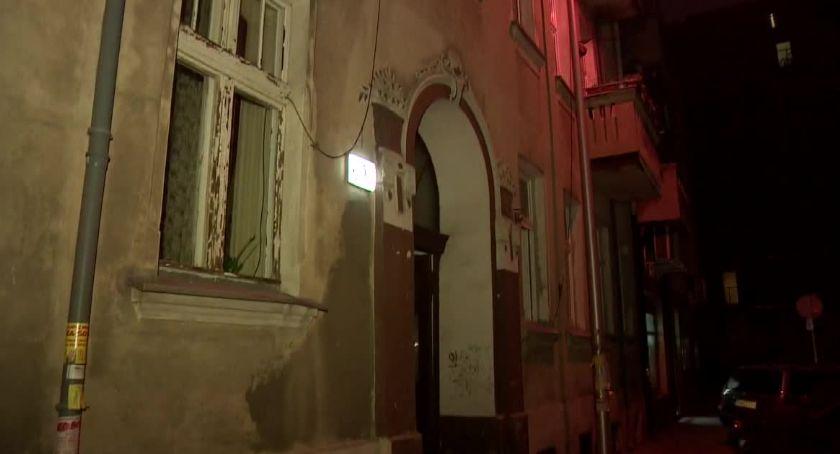 Pożary, letni mężczyzna zginął pożarze mieszkania Wrocławiu - zdjęcie, fotografia
