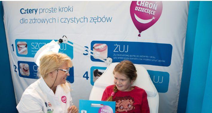 Zdrowie, edycja Chroń dziecięce uśmiechy - zdjęcie, fotografia