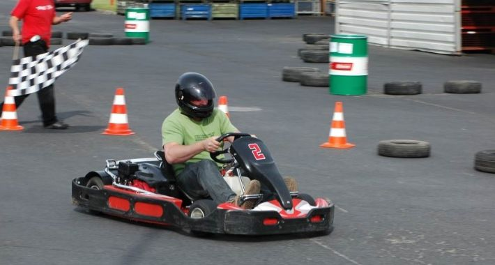 Motoryzacja, Akademia Młodego Kierowcy - zdjęcie, fotografia