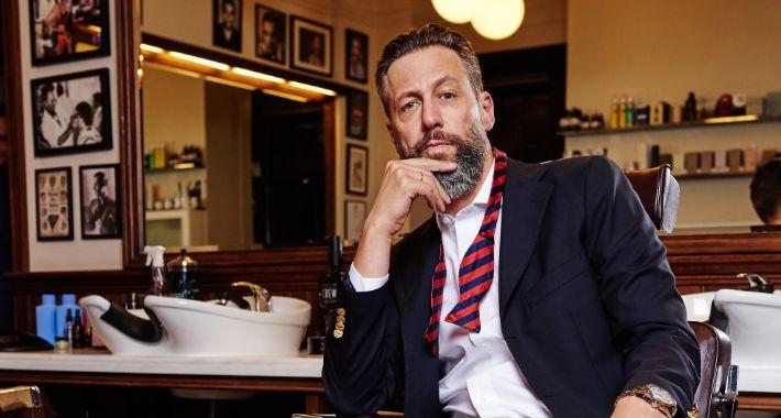 Wydarzenia, Szymon Majewski ambasadorem Barber - zdjęcie, fotografia