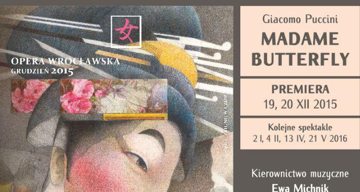 Rozrywka, Madame Butterfly - zdjęcie, fotografia