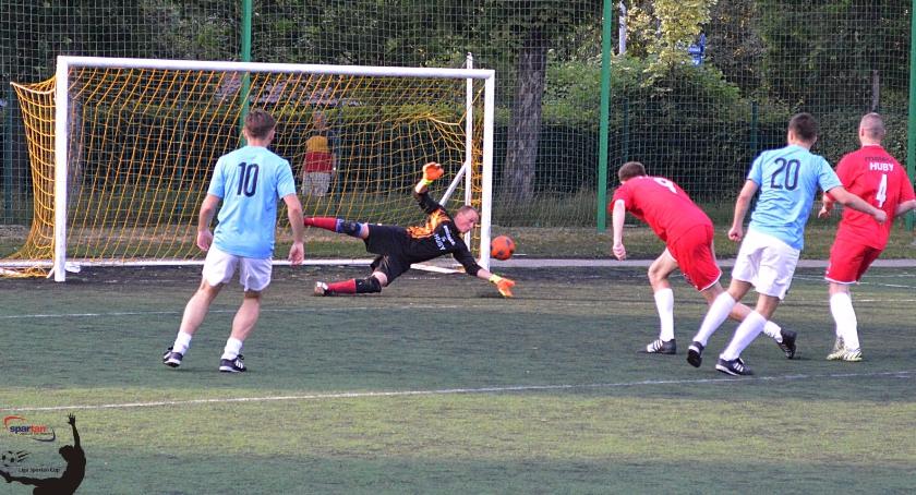 Piłka nożna, Zapisy Spartan - zdjęcie, fotografia
