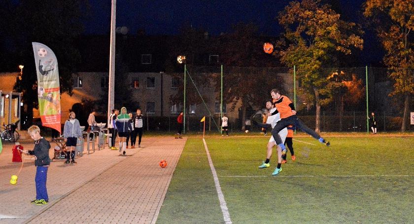 Piłka nożna, Spartan wraca długim weekendzie! - zdjęcie, fotografia