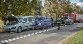 Dwoje dzieci ranne w wypadku w Oleśnicy