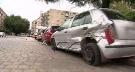 28-latek z Wrocławia usłyszał zarzuty za jazdę po pijanemu i uszkodzenie 8 aut