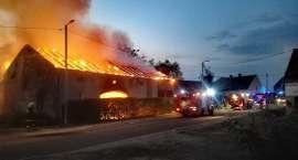 Ktoś podpala stodoły?