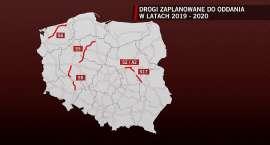 S5 z Wrocławia przez Poznań do A1 oraz S6 z Koszalina do Szczecina. Polska sieć dróg szybkiego ruchu