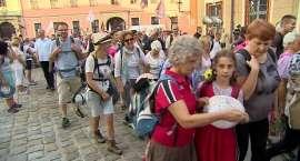 Ruszyła 38. wrocławska piesza pielgrzymka. 200 km w upale na Jasną Górę