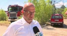 4 osoby zatrzymane ws. pożaru chemikaliów na Dolnym Śląsku