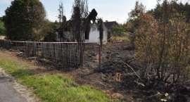 Pożyczył zapalniczkę i podpalił dom
