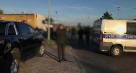 Akcja na A4. Kilkudziesięciu policjantów i helikopter w pogoni za motocyklistami