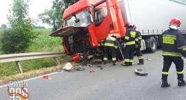 Wypadek na trasie Strzelin-Wrocław
